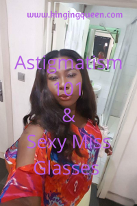 Astigmatism 101 With Sexy Miss Glasses