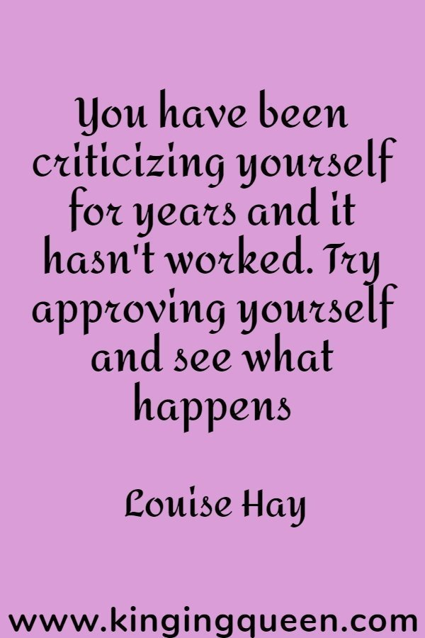 self confident woman quote