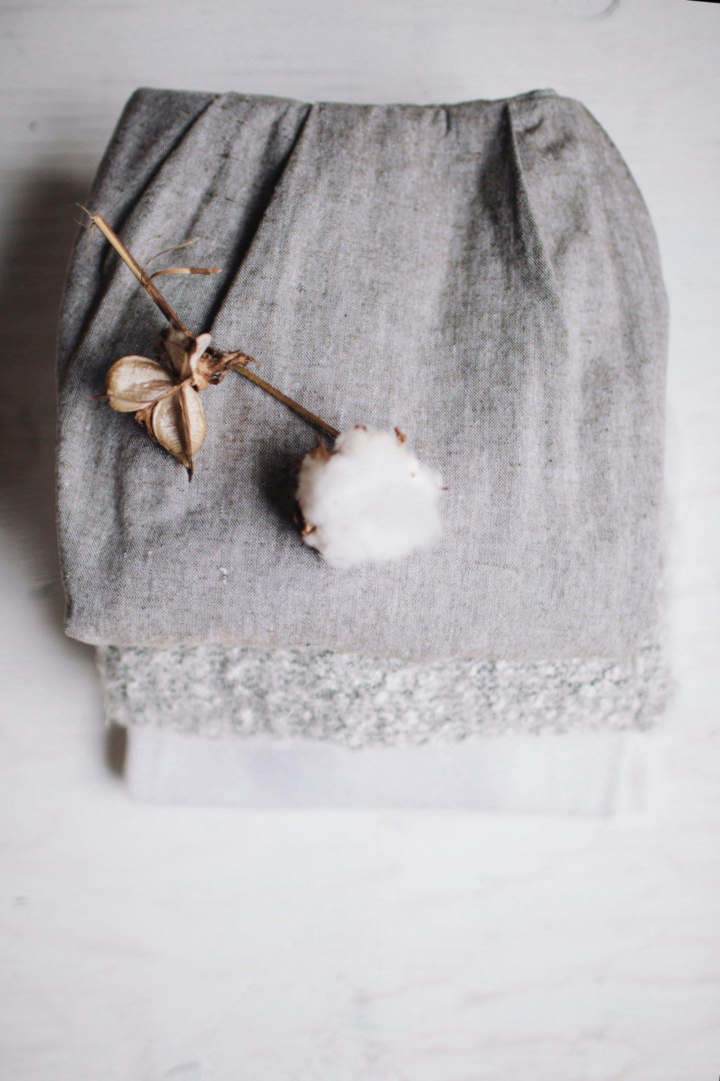Sustainable Fashion Tips: Choose Organic cotton
