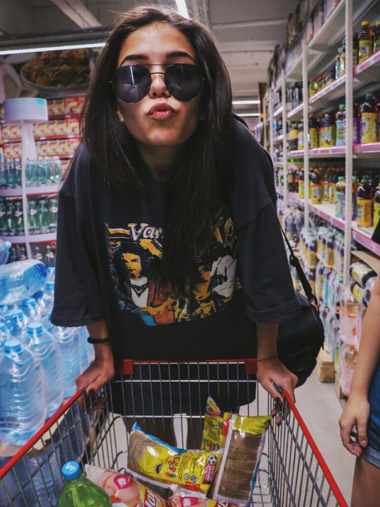 Things To Do On Sunday: Grocery Shopping